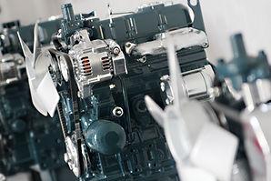 Дизельная электростанция с двигателем Kubota