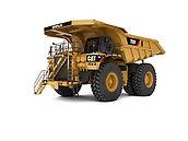 Запасные части для внедорожных грузовиков Caterpillar