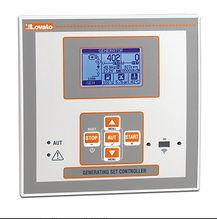 Панель управления генератором Lovato RGK600SA купить