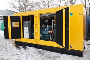 Дизельная электростанция с двигателем Doosan