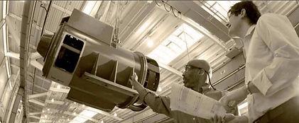 Дизельная электростанция с генератором Stamford