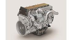 Дизельный двигатель MTU серии 1100