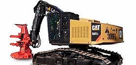 Запасные части для валочно-пакетирующих машин Caterpillar