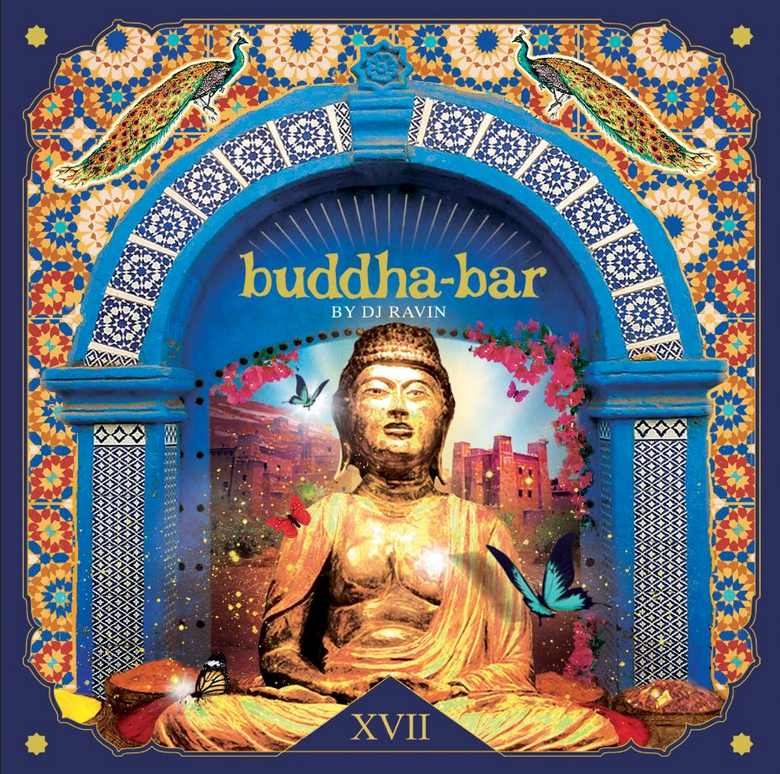 BUDHA BAR 17 BY RAVIN