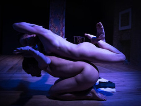 """DAY IN THE LIFE OF DANCE: Blakeley White-McGuire & Daniel Fetecua Discuss """"The Tongue of the Flame"""""""