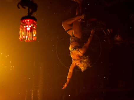"Company XIV's Austin McCormick on ""Nutcracker Rouge Cocktails and Burlesque at Home"""