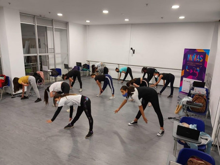 THE DANCE ENTHUSIAST ASKS: Clemencia Vargas about Teaching Young Women STEM Through Dance