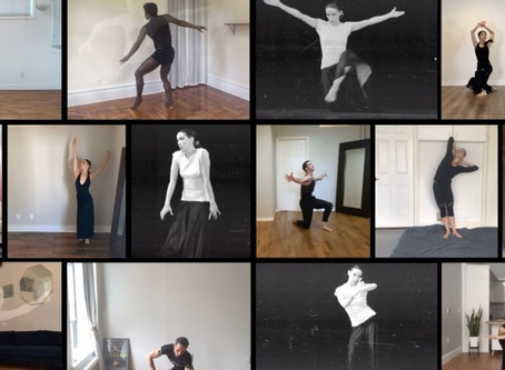 "IMPRESSIONS: Martha Graham Dance Company & Wild Up in the Premiere of ""Immediate Tragedy"""