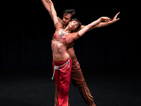 The Dance Enthusiast Hits the Streets: Taking on Yellowface in Classic Choreography at the 92nd Stre