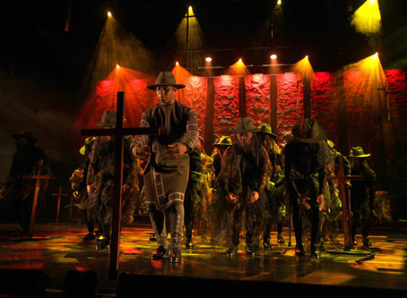 "IMPRESSIONS: PROTOTYPE's ""Cion: Requiem of Ravel's Boléro"" by Vuyani Dance Theatre"