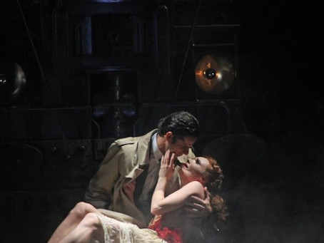 """IMPRESSIONS: Matthew Bourne/New Adventures' """"The Red Shoes"""" at New York City Center"""