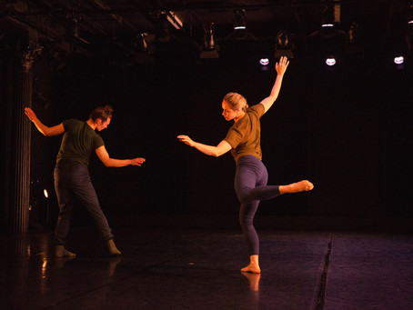 """IMPRESSIONS: Hilary Easton + Co's """"Nothing is perfect, nothing is finished."""" at Gibney"""