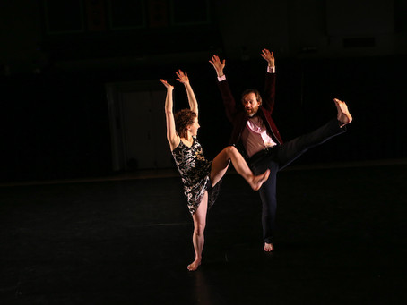 IMPRESSIONS: Dance Heginbotham at the 92Y's Harkness Dance Festival