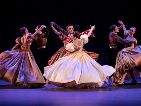 IMPRESSIONS: New York City Ballet's Gala: Robbins 100