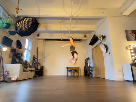 The Dance Enthusiast Hits the Virtual Streets: Stephen Petronio Company's #LoveSpreadsFaster