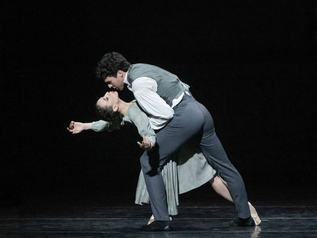 """IMPRESSIONS: American Ballet Theatre in Cathy Marston's """"Jane Eyre"""""""