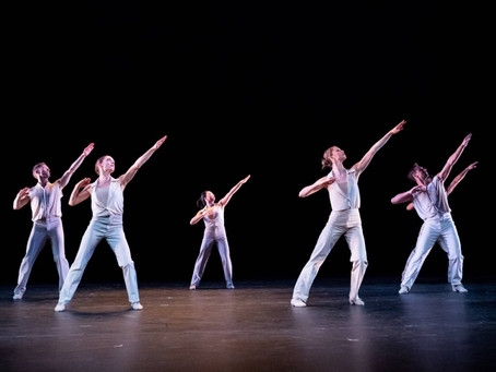 """IMPRESSIONS: Twyla Tharp's """"Minimalism and Me"""" at the Joyce Theater"""
