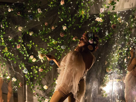 """IMPRESSIONS: """"Magnum Opus"""" at Brooklyn Studios for Dance as Part of """"Oh, Celine"""""""