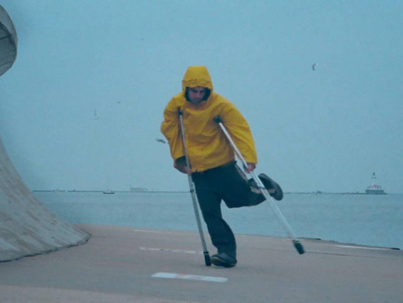 "IMPRESSIONS: ""Crutch,"" a Documentary about Bill Shannon by Sachi Cunningham and Chandler Evans"