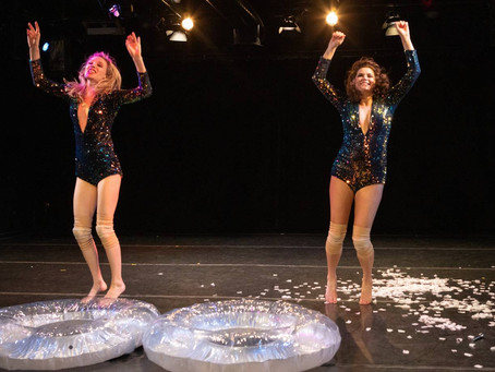"IMPRESSIONS: E/D's ""amplifying the nothing"" at Triskelion Arts"