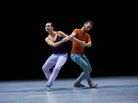 "IMPRESSIONS: William Forsythe's ""A Quiet Evening of Dance"" at The Shed"
