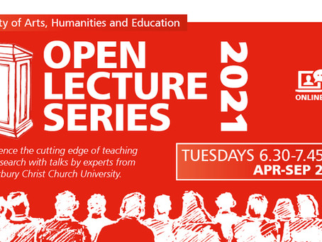 Open Lecture Series launches with Raymond Williams exploration