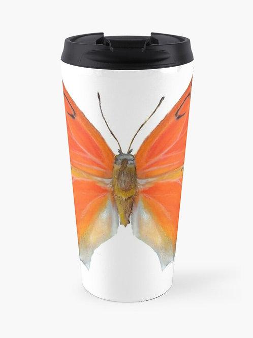 Florida Leafwing Travel Mug