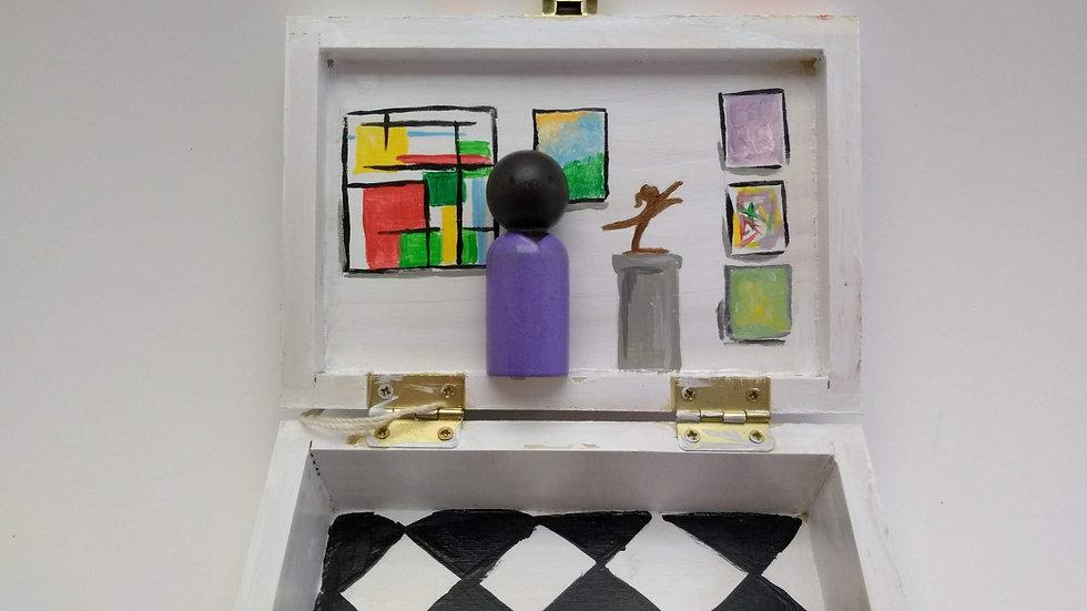 Little St. Art Gallery Story Box
