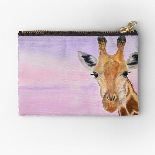 Giraffe Zipper Pouch