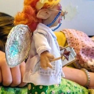 Merlinda Dentata, a Tooth Fairy