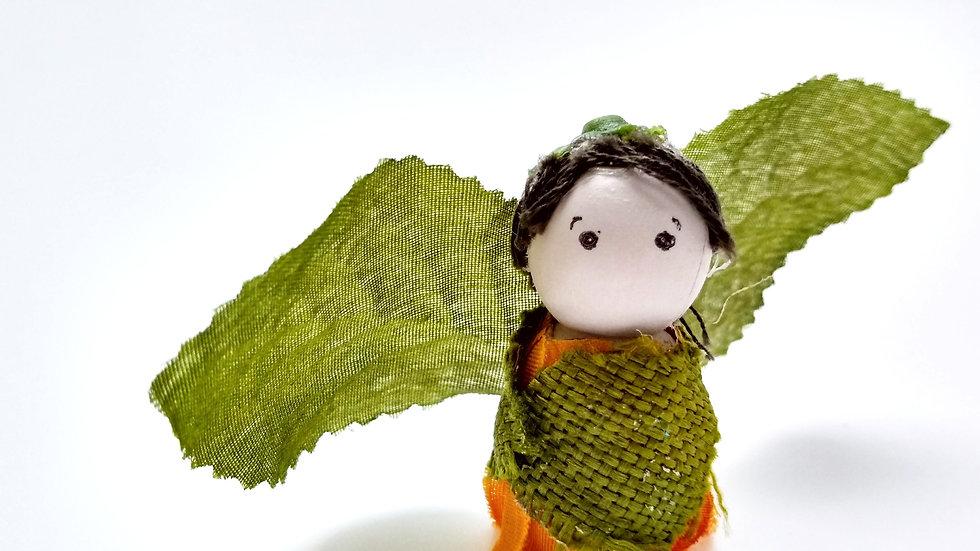 Fairy Peg Doll