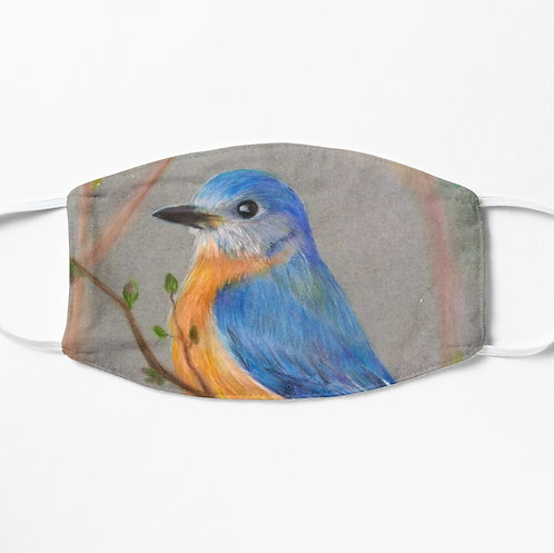 Bluebird Mask