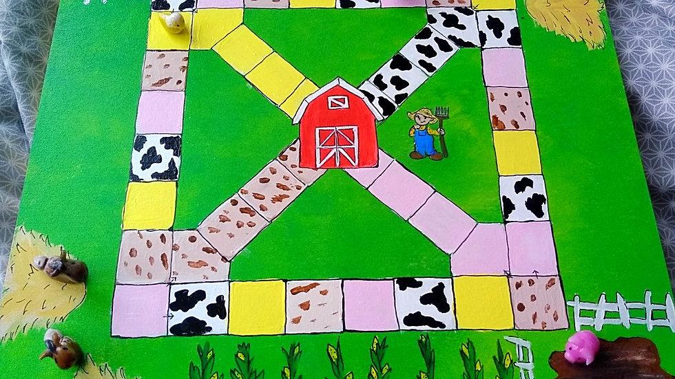 Farmyard Frenzy Board Game Price