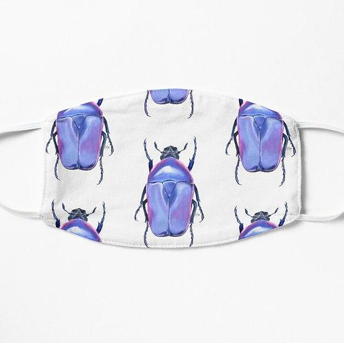 Purple Jewel Beetle Mask