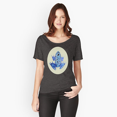 Poison Dart Frog Relaxed-Fit T-Shirt