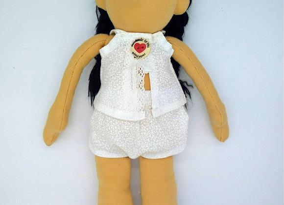 """13"""" Waldorf Doll (VEGAN)"""