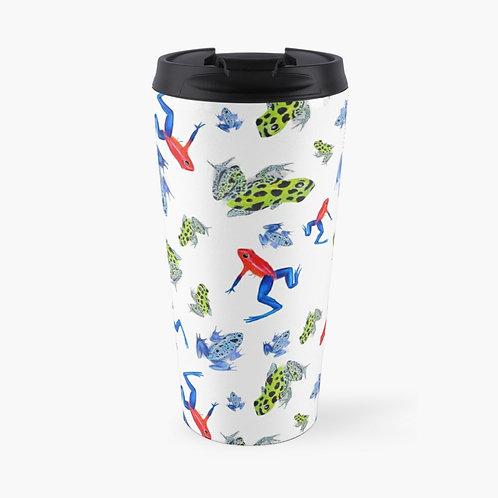 Poison Dart Frogs Travel Mug