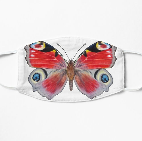 Peacock Butterfly Mask