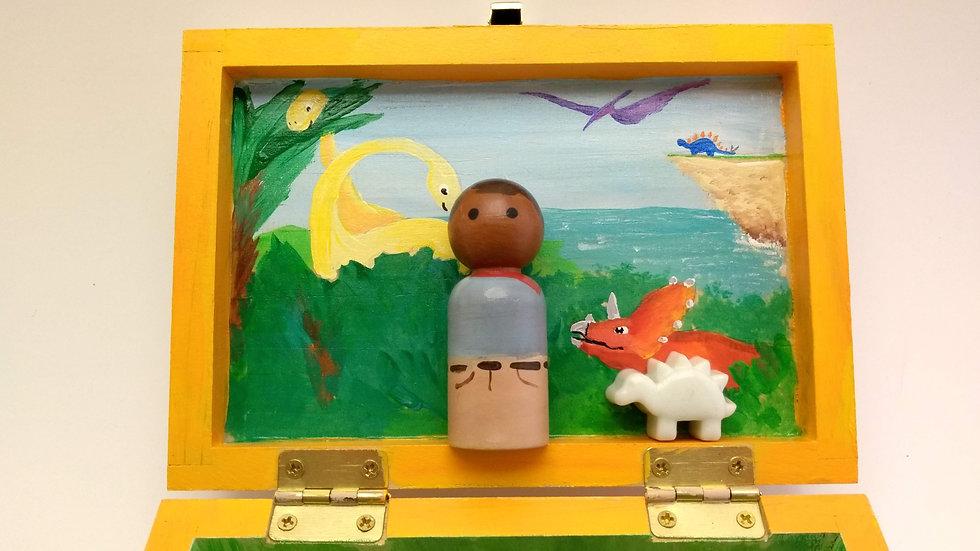 Dinosaur Explorer Story Box