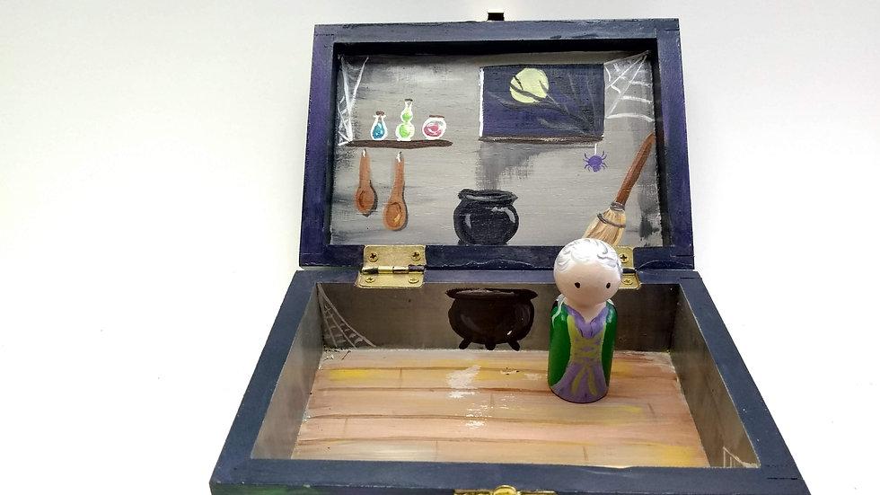 Haunted House Story Box