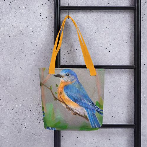 Bluebird Tote