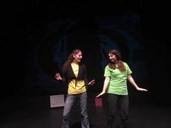 Jessa and Irene in Pure Imagination