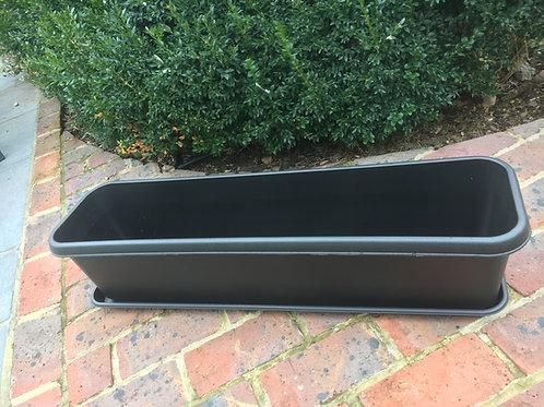 Charlotte Window Box Trough & Tray