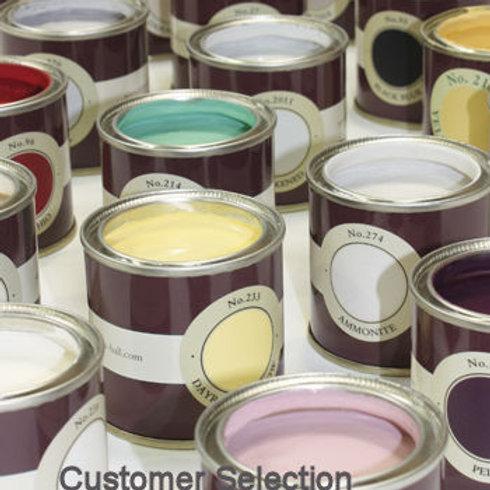 Customer Colour