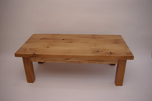 Solid English Oak Coffee Table