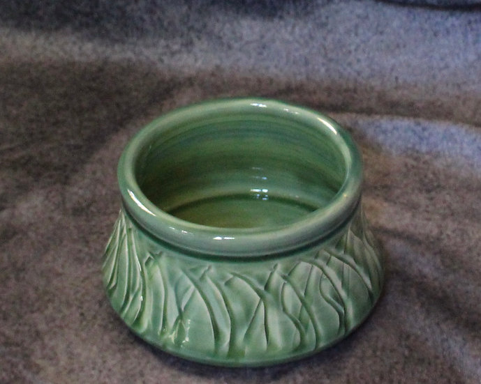 Spaniel  Water in Celadon Green