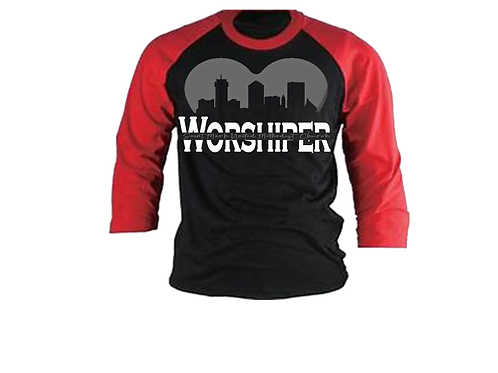 3/4 Sleeve Worshiper Shirt