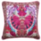 Camilla Desert discotheque small cushion