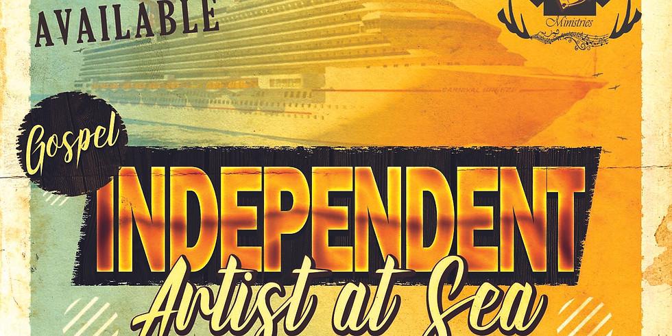 Independent Artist at Sea Showcase