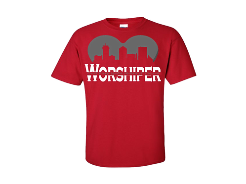Church Worshiper T-Shirt